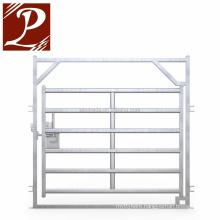 heavy duty hot galvanized livestock cattle panels