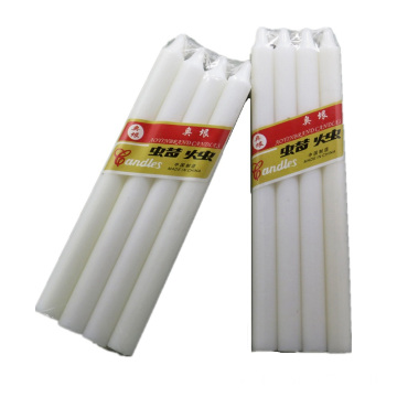 23G White Lighting Candle till Nigeria Candle Stick