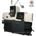 China BS205 Doppelspindel-Präzisions-Vertikale CNC-Maschinen-Drehbank