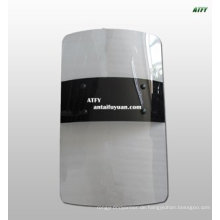 Leichte, transparente Anti Riot Shield Polizeiaufgebot-Kontrollausrüstung