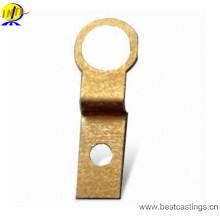 OEM Custom Precision Brass Stamping Parts