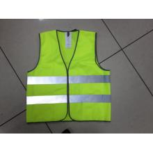 Factory Price for Knitting Reflective Garments Series safety high visibility reflective knitting vest export to Monaco Manufacturer
