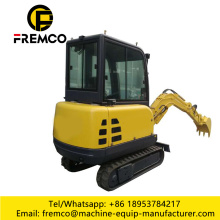 Cheap Digger 3.5 Ton Mini Excavator