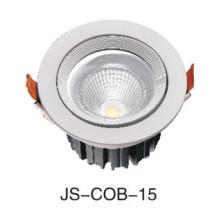 Bom produto! Luminária embutida LED de teto