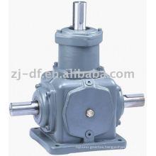 T spiral bevel gearbox