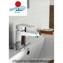 Torneira de lavatório de alça única de alta qualidade
