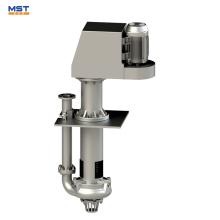 Pompe de puisard centrifuge verticale à un étage