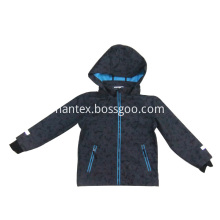Baby coat softshell clothing for outdoor sport