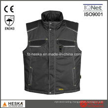 Oxford Mens Safety Waterproof Waistcoat