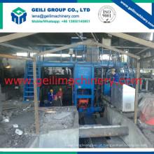 Fácil operação One-Stop Machine Conticaster / Billet Caster