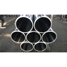 Honed tube for hydraulic cylinder barrel