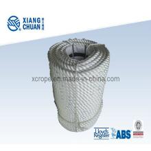 3 Strang 12mm Polyester Twist Seil