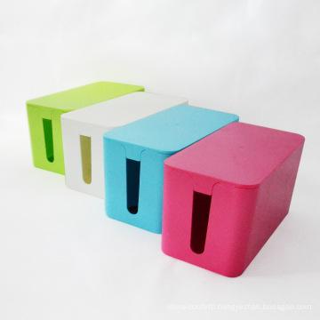 Small electric wire storage box