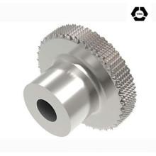 DIN466 Углеродистая сталь с накатанными гайками большого пальца с кольцом