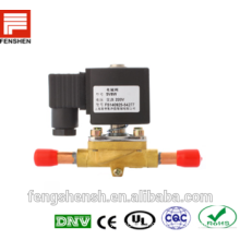 SSV series two-way bi-flow solenoid valves