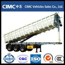 Cimc 35 Cbm 3 Axle Tipper Semi reboque