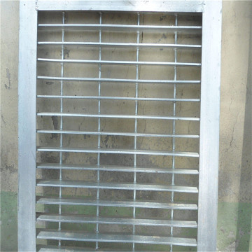 Saluran Drainase Galvanized Welded Steel Grating
