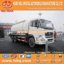 dry powder tank truck New DONGFENG DFL 6x4 27M3 best price professional production