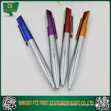 Farbüberzug Metall Geschenk Stift