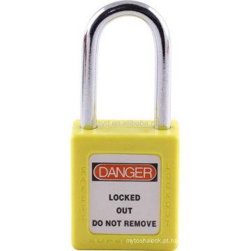 Certificação da qualidade do CE Aprovado A fábrica usa o cadeado da segurança do corpo do ABS