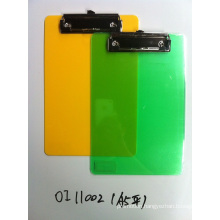 Promotional Gifts High Quality Plastic Clipboards Oi11002