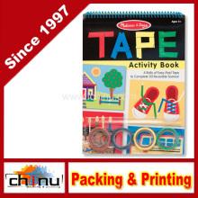 Libro de actividad de cintas (440035)