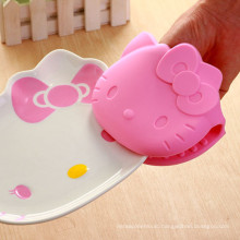 Heat Resistant Anti Skid Funny Cat Shaped Silicone Glove