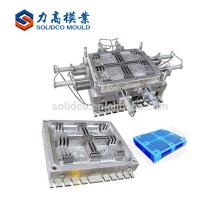Molde profesional Fábrica de buena calidad Molde de paleta de plástico