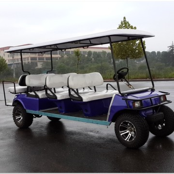 Hot sale electric sightseeing cart