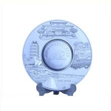 Collectible use lembrança bélgica de lembrança de placa de alta qualidade