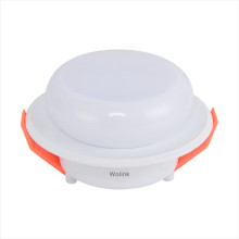 Commercial indoor 3w 6w 9w w16w 20w 24w 30w Warm White Aluminum COB recessed ceiling led downlight