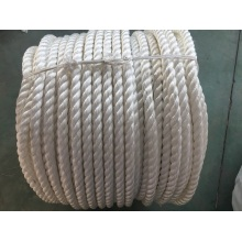3-Strand Chemical Fiber Ropes Mooring Rope Polypropylene, Polyester Mixed, Nylon Rope