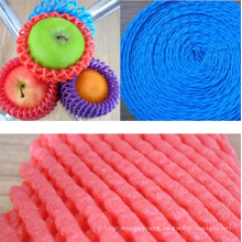 FDA Approved Plastic Protective Fruit Net Tubular Foam Sock