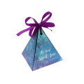 Fancy Paper Wedding Candy Box Gift Boxes