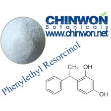 Ingrédients d'allégement de la peau Phenylethyl Resorcinol