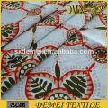venta por mayor tela textiles poly algodón lona tela textil almohada cubre