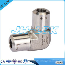 Alta calidad soldada / accesorios de tubería de acero inoxidable