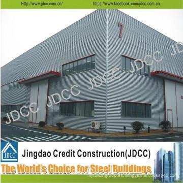 Taller de fábrica de paneles de sándwich de estructura de acero galvanizado