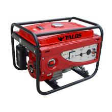 Портативный бензиновый генератор мощностью 7 кВА (TG8000)