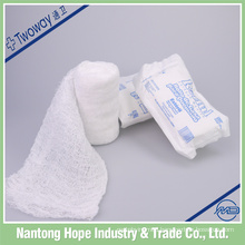 medical absorent cotton krinkle gauze bandage