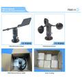 FST200-201 efecto de salón de acero inoxidable SGS Authozied 3 taza de anemómetro