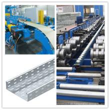 Vollautomatische elektrische Kabel-Behälter-Rolle, die Maschine bildet