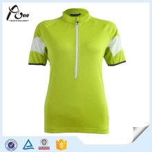 Китай Короткие рукава пользовательских дизайн Велоспорт трикотажных изделий велосипед одежда