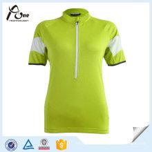 China Short Sleeve Custom Design Cycling Jerseys Bike Wear