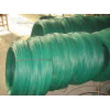 Alambre recubierto de PVC de calidad superior con precio más bajo