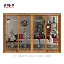 Раздвижная дверь из оргстекла Гуанчжоу Алюминиевая раздвижная дверь