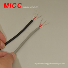 MICC strand silicone rubber coated thermocouple wire china supplier good quality