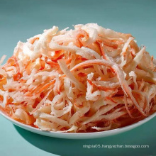 Factory Sale Various Widely Used Room Temperature Storage Shredded Squid