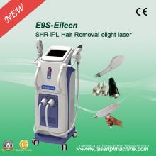 Multifuncional IPL Elight ND YAG máquina de remoção de tatuagem a laser