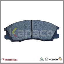 WVA 29039 29302 Wholesale Kapaco Low Price Ceraimc Brake Pads Review For Volvo Truck FL6